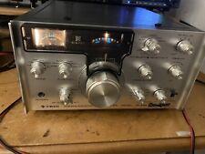 Trio Model Jr-599 Shortwave Receiver AM SSB CW Radio  Collector Item Very Rare