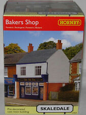 HORNBY R9828 SKALEDALE THE BAKERS SHOP OO SCALE NEW MINT & SEALED