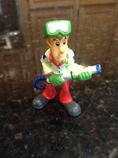 Scooby Doo Shaggy plastic figure cake topper holding ghost blaster