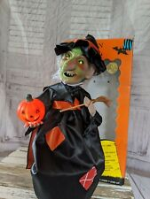 Santa's best witch Halloween light up sound as is