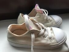 girls converse infant size 9