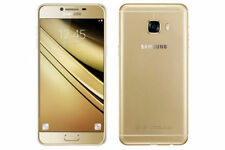 "New Imported Samsung Galaxy C5 Duos Dual -32GB -4GB -5.2"" -16MP -8MP -Gold Color"