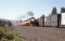SP Steam Special - Number - 4449 w/Train - ORIG ER - ral412