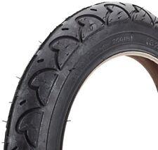 "Fischer Neumático de la bicicleta 12 1/2x1 75-2 1/4"" calle negro"