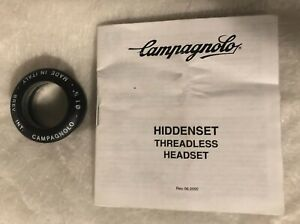 """Campagnolo Record Hiddenset threadless headset 1 1/8"""""""