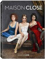 Maison Close: Season 1 - 3 DISC SET (2015, DVD New)