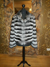 CHINCHILLA JACKE CHINCHILLA JACKET CHINCHILLA PELZ JACKE Шиншилла куртка 龍貓外套
