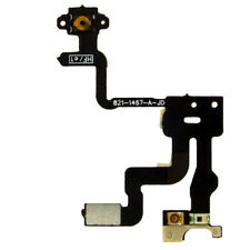 IPhone 4S 4GS CDMA/GSM  Proximity Light Sensor Power Button Flex Cable Ribbon