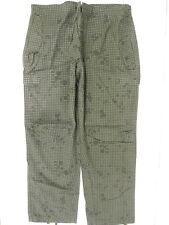 Desert Storm US Army Desert Night Camouflage Uniform Trouser Pants Sz: Med/Short