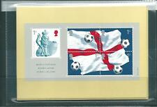 wbc. - GB - PHQ CARDS - 2002- WORLD CUP FOOTBALL CHAMPIONSHIP - COMP SET  MINT