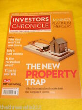 INVESTORS CHRONICLE - THE NEW PROPERTY TRAP - JULY 10 2009