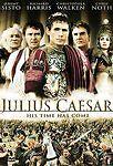 Julius Caesar (DVD, 2004) Hard-to-find DVD with pristine disk in nice box
