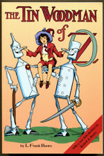 THE TIN WOODMAN OF OZ  by Frank L. Baum - 2003 2nd Printing