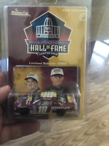 BOBBY LABONTE #18 INTERSTATE BATTERIES HALL OF FAME 1/64 ACTION 1996 DIECAST