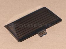 Rear Smoked Fender Tip Mud Guard Light Lens cover for Harley FLHRI FLHTCU FLHT