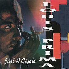 LOUIS PRIMA : JUST A GIGOLO / CD