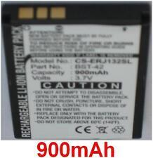 Batterie 900mAh Pour SONY ERICSSON J132, J132i type BST-42 BST42