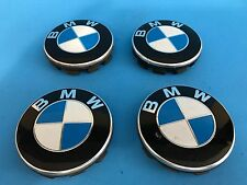 SET BMW GENUINE FACTORY OEM CENTER CAPS 3613 6783 536 OEM SET OF 4