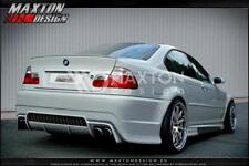 BMW Serie 3 E46 Berlina Paraurti Posteriore Tuning Generation V Saloon 1998-2007
