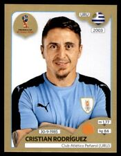Panini World Cup 2018 (SWISS GOLD VERSION) Cristian Rodríguez (Uruguay) No. 106