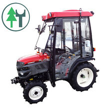 Kabine beheizt für Traktor Yanmar GK200 Traktorkabine Kleintraktoren beheizbar