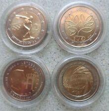 4 x 2 Euro Gedenkmünzen-Satz 2004 (komplett außer San Marino u. Vatikanstadt)(2)