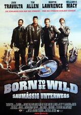 Tim Allen WILD HOGS original vintage 1 sheet movie poster 2007 Born to be Wild