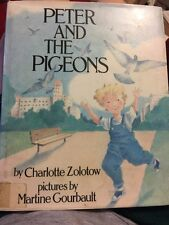 Peter And The Pigeons 1993 First Edition