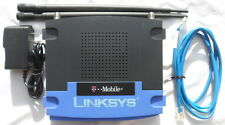 Linksys WRT54G-TM MEGA with 7dbi DD-WRT Wireless Repeater Bridge Range extender