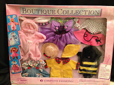 Beanie Babies Sprouts Doll Clothes Costume Collection Floppie Toss'ems Toys NIB