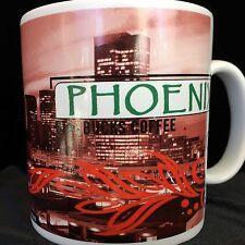 Vintage 1999  Starbucks PHOENIX Mug City Series 20 Ounce