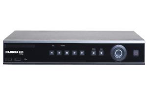 LOREX 4 CHANNEL 2TB HDD HD SDI DVR SYSTEM  LHD100