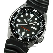 Seiko Mens Watch Automatic Diver's Analog, 200M W/R, Made in Japan - SKX007J1