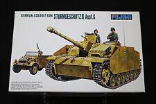 XC080 FUJIMI 1/76 maquette tank char 76011 500 German Assault Gun Sturmgeschutz