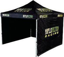Hi Flo Pop Up Paddock Race Motocross Tent Motorcycle Racing