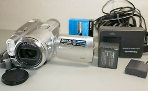 Panasonic PV-GS250 Digital Mini DV Camcorder *GOOD/TESTED* With new Tape