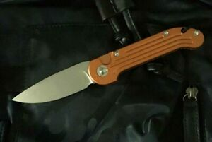 Drop Point Folding Knife Pocket Hunting Survival Wild Tactical Military D2 Blade