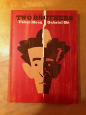 Two Brothers by Fábio Moon and Gabriel Bá (2015, Hardcover) First Edition