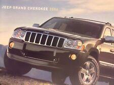 Jeep Grand Cherokee Magazine Brochure 2006 102517nonrh