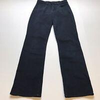 NYDJ Dark Wash Blue Bootcut Jeans Size 6 A955