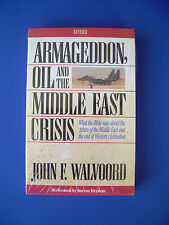 Armageddon, Oil and the Middle East Crisis : 2 Cassette Tape Set Audio Book