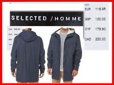 SELECTED Impermeable Hombre M L XL ó XXL España Tienda 120€ ¡Aqui -¡ SE08 N3P