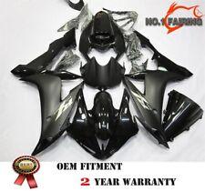 For Yamaha YZF R1 2004-2006 Flat & Gloss Black Fairing Kit Bodywork w/ Seat Cowl