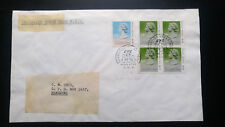 """VERY RARE HONG KONG 1993 """"COMMUNITY YOUTH CLUB"""" SPECIAL CANCEL, 1ST DAY COVER"""