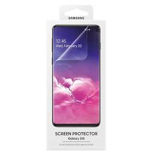 Protège-écran Transparent Samsung pour Galaxy S10