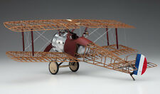 1/16 Hasegawa SOPWITH  CAMEL F1 WWI British Fighter Biplane Museum Model Kit