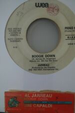 Al Jarreau / Jim Capaldi – Boogie Down / That's Love - (Single jukebox) -7-5197