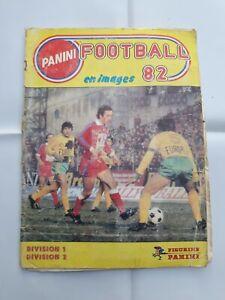 Album panini foot1982