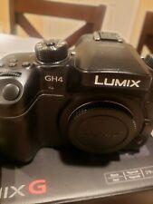 Panasonic Lumix GH4 16MP Professional 4K Mirrorless With VLOG