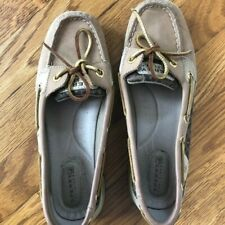 Womens Sperry Top Siders Boat Shoes Sz.7M